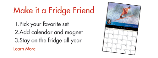 Make it a Fridge Friend!