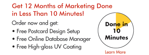 Get 12 Months of Marketing Done in Less than 10 minutes!